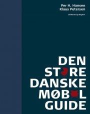 den store danske møbelguide - bog