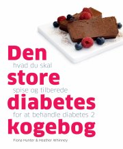 den store diabetes kogebog - bog