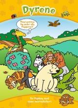 den store flapbog: dyrene - bog