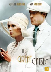 the great gatsby	/ den store gatsby - DVD