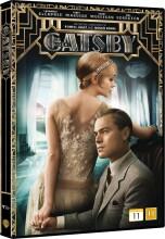the great gatsby/ den store gatsby - DVD