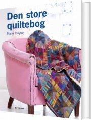 den store quiltebog - bog