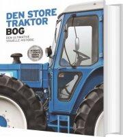 den store traktorbog - bog