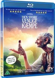 den store venlige kæmpe / the bfg - Blu-Ray