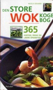 den store wokkogebog - bog