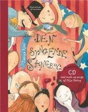 den syngende sangbog med cd - bog