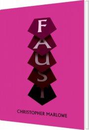 den tragiske historie om doktor faust - bog
