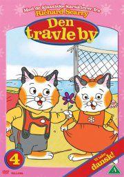 den travle by - vol. 4 - DVD