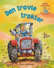 den travle traktor - bog