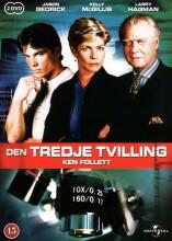 den tredje tvilling - DVD