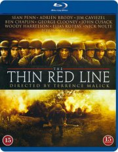 the thin red line / den tynde røde linie - Blu-Ray