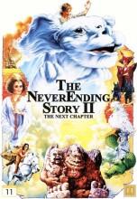 den uendelige historie 2 / the never ending story 2 - DVD