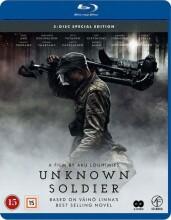 den ukendte soldat / the unknown soldier - 2017 - Blu-Ray
