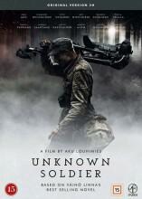 den ukendte soldat / the unknown soldier - 2017 - DVD