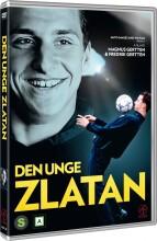 den unge zlatan - DVD