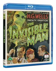 the invisible man/ den usynlige mand - Blu-Ray