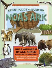 klistermærkebog - den utrolige historie om noas ark - Kreativitet