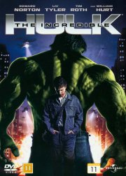the incredible hulk - 2008 - DVD