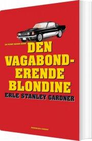 den vagabonderende blondine - bog