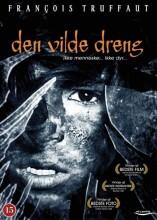 l enfant sauvage / den vilde dreng - DVD