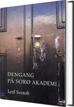 dengang på sorø akademi - bog