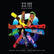 depeche mode - tour of the universe - live in barcelona - cd