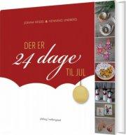 der er 24 dage til jul - bog