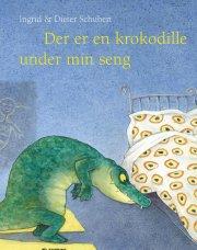 der er en krokodille under min seng - bog