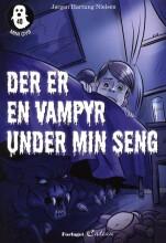 der er en vampyr under min seng - bog