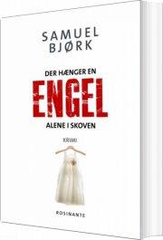 der hænger en engel alene i skoven - bog