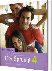der sprung! 4, übungsbuch - bog