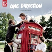 one direction - take me home - cd
