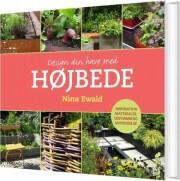 design din have med højbede - bog