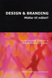 design og branding - midler til målet? - bog