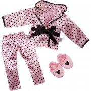 designafriend dukketøj - pyjamas sæt - Dukker