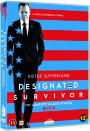 designated survivor - sæson 2 - DVD
