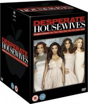 desperate housewives - sæson 1-8 box set - DVD