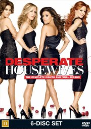 desperate housewives - sæson 8 - DVD