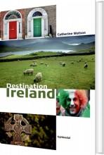 destination ireland - bog