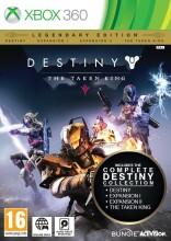 destiny: the taken king - legendary edition - xbox 360