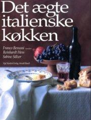 det ægte italienske køkken - bog