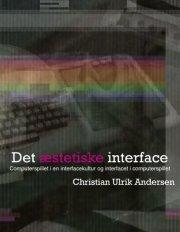det æstetiske interface - bog