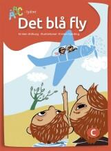 det blå fly - bog