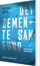 det demente samfund - bog