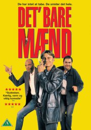 the full monty / det er bare mænd - DVD