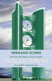 det er før olien slipper op, der er brug for energiautonomi - bog