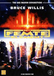 det femte element / the fifth element - DVD