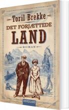 det forjættede land - bog