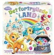 det fortryllede land - brætspil - dansk - Brætspil
