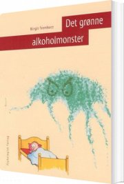 det grønne alkoholmonster - bog